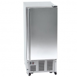 Stainless Steel Outdoor Ice Machine