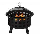 Regal Flame LRFP1008 Ouray Outdoor Backyard Garden Home Light Fire Pit