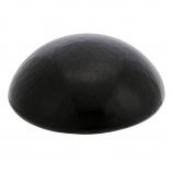Toad Stool - Black Smoke - Crackle