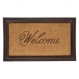 Essex Coir Welcome Mat By Whitehall Products