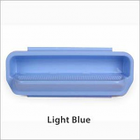 Color Match WS509 Set of 3 Wall Steps - Light Blue