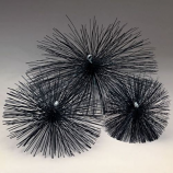 """12"""" Round Duct Cleaning Brush"""