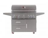 Bonfire CBF500CDC Prime 500 Gas Grill with Door/Drawer Cart - LP