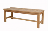 """Madison 48"""" Backless Bench By Anderson Teak"""