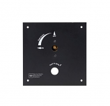"""6.5"""" X 6.5"""" Control Panel with 0.25"""" Turn Key Built In Valve"""