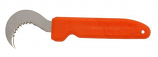 Zenport K101 Harvest Utility Knife Grape and Melon 3-Inch Curved Stainless Steel Blade