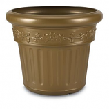 Bronze Planter 218 By Patio Living Concepts