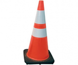 Safety Cone with Reflective Tape Model S04G 750128