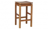 Hardwood Bar Stool 50650 By Bull Barbecue Grills