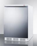 Medical Built-in Under-Counter Manual Defrost -25 C Upright Freezer VT65MLBISSHH