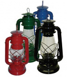 "21Century L2250-CS 12"" Hurricane Lamp Lantern - 12 Lanterns"
