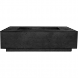 Prism Hardscapes Tavola 1 Fire Table in Ebony - NG