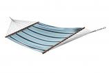 Vivere SUN206 Sunbrella Quilted Hammock - Double- Token Surfside
