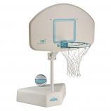 Dunn Rite B600 Splash and Shoot Portable Pool Basketball Set - Stainless