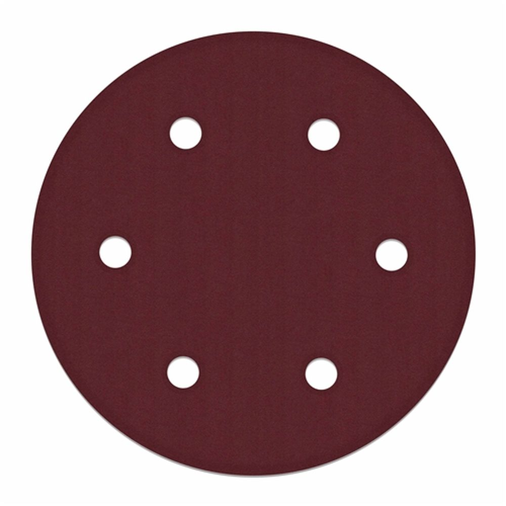 "Aleko 7.5"" 8 Holes 180 Grit Sanding Discs for Drywall Sander - 10 Pack"