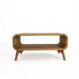 Oak Mood ISL-HE811 Isla Coffee Table - Natural Oak