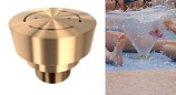 SEG ZWE 016 Fountain Tek Deck Jet Circle Blaster 1-inch FPT
