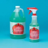 Homesaver Apple Air Freshener-1 Qt Spray Bottle, Case Of 6