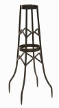 Toad Stool Stand - Large By ACHLA Designs