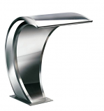 """SEG 106-500 Stainless 28"""" Curved Waterfall Square"""