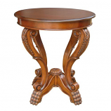Victorian Claw Feet Side Table