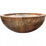 Prism Hardscapes Moderno 4 Fire Bowl in Copper - LP