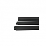 "Osburn OA10122 Black Faceplate Trim  - 29"" x 44"""