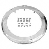 Pentair Water Pool and Spa WC20352SS Swimquip Light Face Ring