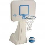 Dunn Rite B950 PoolSport Portable Pool Basketball Set - Stainless