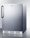 Medical Built-in Under-Counter Manual Defrost -25 C ADA Freezer VT65MLCSSADA