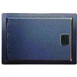 """Black Single Access Door - 24.5"""""""