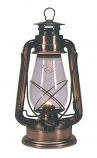 """21Century 510-21003 12"""" Pathfinder Lantern - Bronze"""