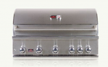 "Bonfire Prime 500 42"" Built-In Grill - Natural Gas"