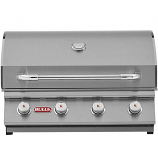 Bull BBQ 30 Inch Stainless Steel Outdoor 4-Burner Propane Barbecue Grill