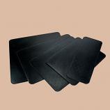 """Black Stove Board, 48"""" x 48"""" x 5/8"""""""