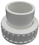 Waterco 64101 Union Half 1.5in With O-Ring For Waterking Feeder