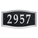Easy Street Address Sign 11199 By Whitehall Products