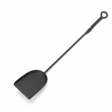 Minuteman Wrought Iron Shovel, Twisted Rope Design