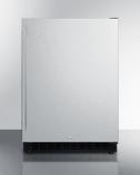 Summit AL54 Built-In Under counter Refrigerator