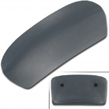 Pillow: Curved Fixed Dimension One Spas