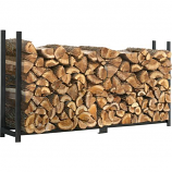 8 ft. / 2,4 m Ultra Duty Firewood Rack without Cover