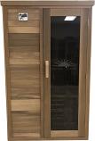 Saunacore HRE4X4 Infrared Sauna Horizon Econo