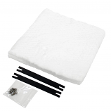 Minuteman Insulation Kit For 12'' x 12'' Clean-Out Door