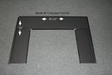 Buck Stove Standard Trim Kit for Model 91