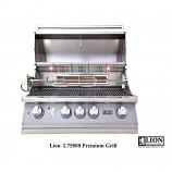 Lion Premium Grills L75000LP 32'' 4-Burner Natural Gas Premium Grill