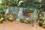 Garden Cold Frame 120x60x60cm By Zenport