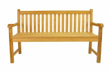 Classic 3-Seater Bench By Anderson Teak