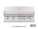 Lion Premium Grills L90000NG 40'' 5-Burner Natural Gas Premium Grill