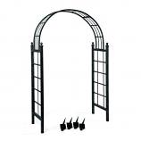 Arett D68-AR114BLK Lattice Arch