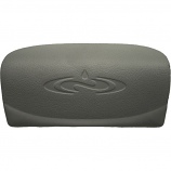 """Pillow: 10-1/2"""" X 5-1/4"""" Curved With Logo, D1"""